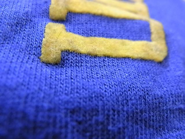 7/2(土)入荷!80\'Sフロッキープリント U.S NAVY Tシャツ!_c0144020_1422473.jpg