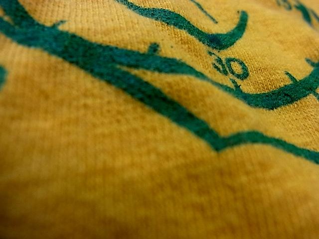 60'S-70'S  SPRUCE フロッキープリントTシャツ! _c0144020_1424449.jpg