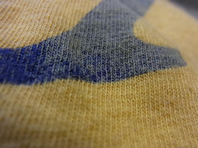 60-70'S フラタニティーTシャツ 染み込みプリント!_c0144020_1441179.jpg