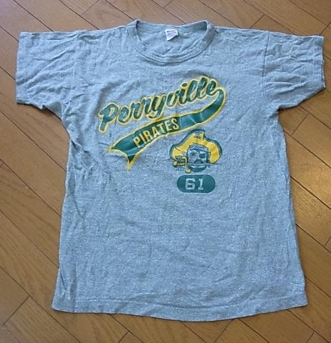 80'S チャンピオン トリコタグ 海賊Tシャツ!_c0144020_14581623.jpg