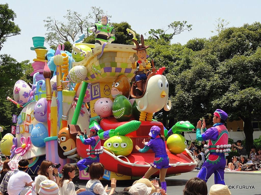 TOKYOディズニーランド♪_a0092659_1823289.jpg