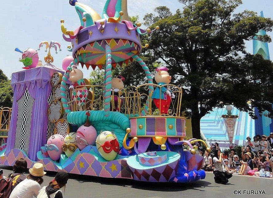 TOKYOディズニーランド♪_a0092659_1830254.jpg