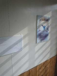 exposition 6 frozen time 展示風景_e0233768_15343646.jpg