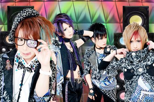 人気急上昇中のヴィジュアル系バンドZUCKの最新アルバムをmu-moで全曲独占先行配信_e0197970_10322040.jpg