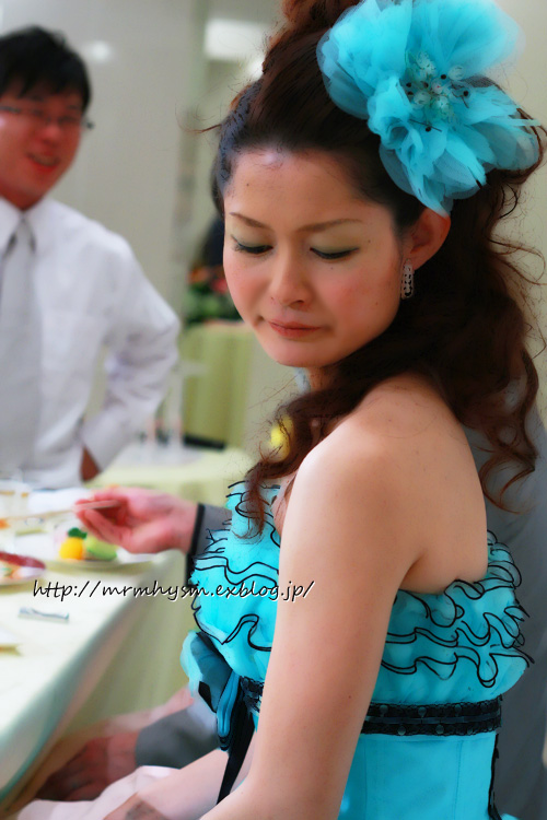 かな 結婚式_b0123371_19272285.jpg