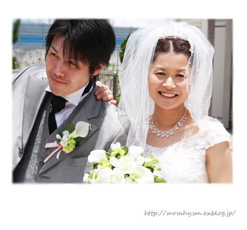 かな 結婚式_b0123371_1927339.jpg