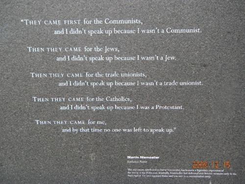 Martin Niemöller的詩_e0040579_1716299.jpg