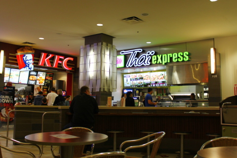 PARKROYAL「Thai Express」でトムヤムクン_d0129786_13463541.jpg