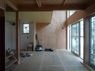 Y様邸木工事完了社内検査_b0131012_16284428.jpg