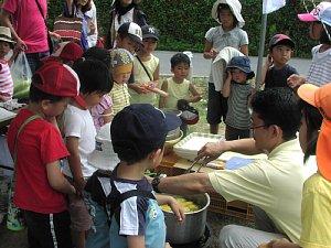 トウモロコシ収穫体験です!_d0120421_18311210.jpg