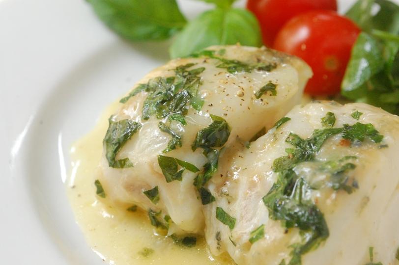 白身魚とブルーチーズの白ワイン煮_d0104926_140990.jpg