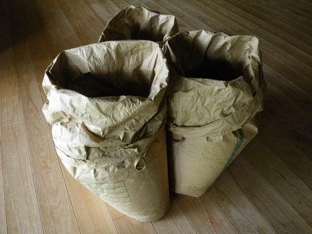 なのはなエコ――ナタネの種の乾燥終了しました_a0123836_11415733.jpg