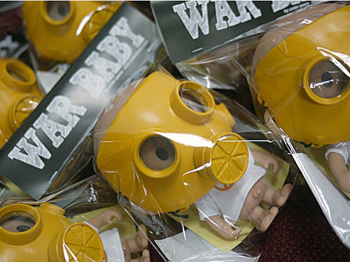 トートツですが、War Baby Yellow for SALE。_a0077842_2046975.jpg