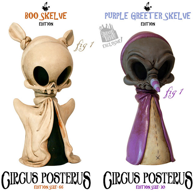 SDCC 2011限定Circus Posterusモチャなど、留之助でも。_a0077842_22225819.jpg