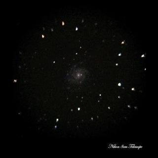 冬空の忘れ物(M101回転花火銀河)_b0167343_273153.jpg