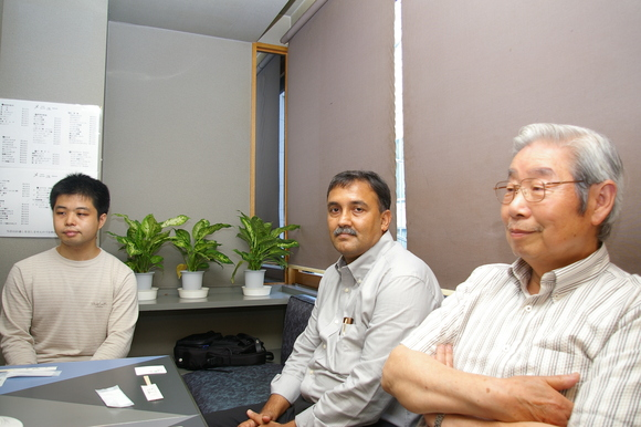 Days in Tokyo, with Prof.Mallah#6_a0186568_21405945.jpg
