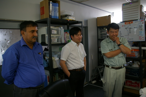 Days in Tokyo, with Prof.Mallah#5_a0186568_9435061.jpg