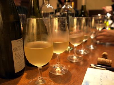 白ワイン試飲_f0232994_612676.jpg