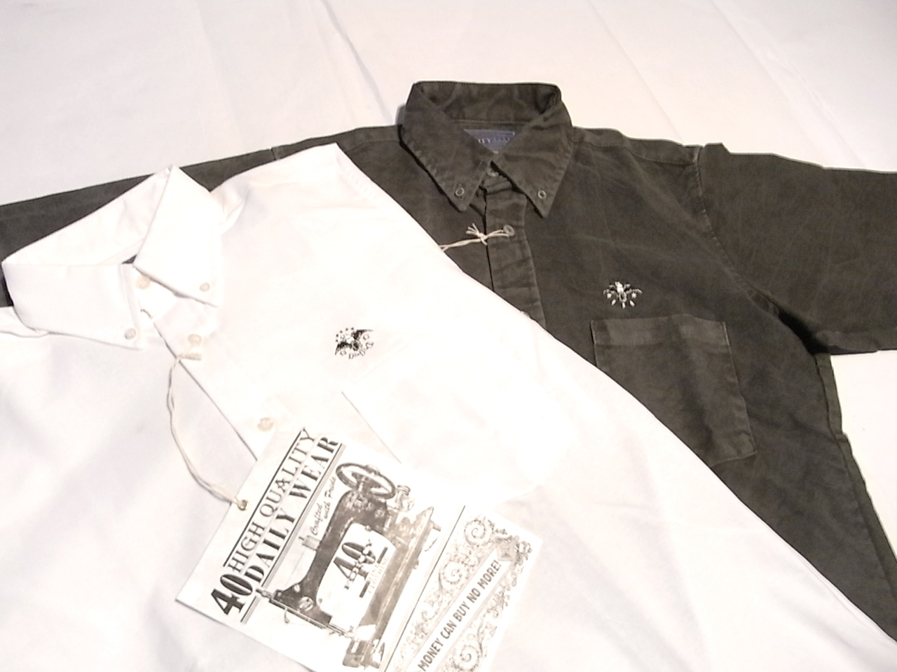 FORTY FINE CLOTHING NEW ITEM!!_d0101000_143280.jpg