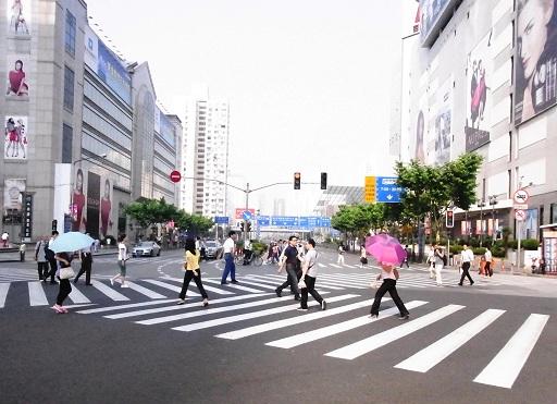 早朝散歩@上海浦東_c0192215_7584077.jpg