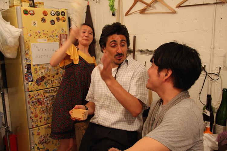 2011.7.2 ユルパカ食堂 〜瑞穂ママの日本酒の夕べ〜2_a0184716_12465656.jpg