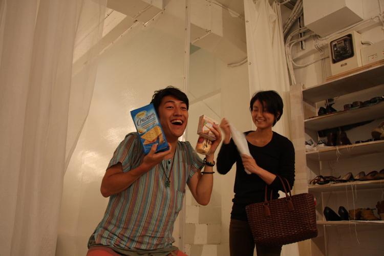 2011.7.2 ユルパカ食堂 〜瑞穂ママの日本酒の夕べ〜1_a0184716_12534480.jpg