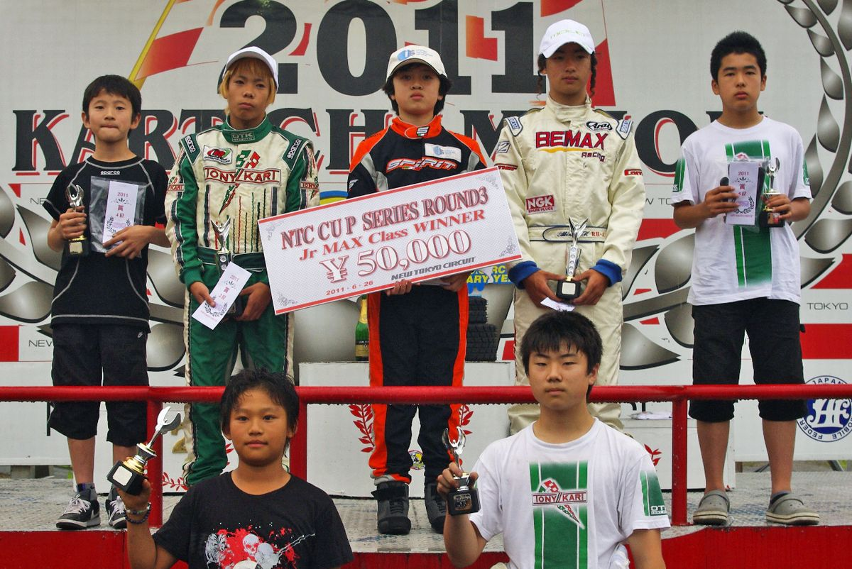 NTC CUP 第3戦『Jr.MAX』表彰式(2011.6.26)_c0224820_14271976.jpg