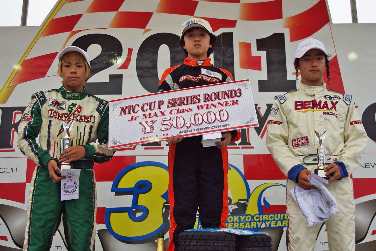 NTC CUP 第3戦『Jr.MAX』表彰式(2011.6.26)_c0224820_1427572.jpg