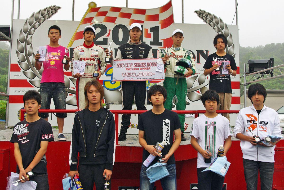 NTC CUP 第3戦『RMC』表彰式(2011.6.26)_c0224820_14375128.jpg