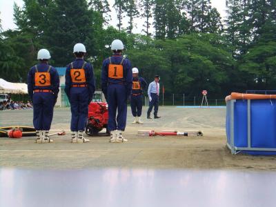 23年度矢島支団消防訓練大会_b0084826_1464683.jpg