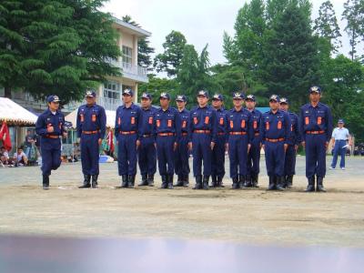 23年度矢島支団消防訓練大会_b0084826_1472838.jpg