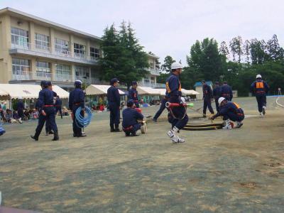 23年度矢島支団消防訓練大会_b0084826_147371.jpg