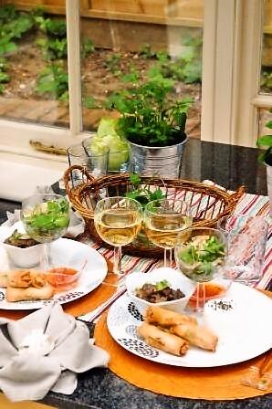 夏野菜と豆腐の胡麻サラダ_d0104926_5445186.jpg