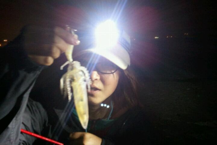 サッコ イカ釣りデビュー_e0173533_18561240.jpg