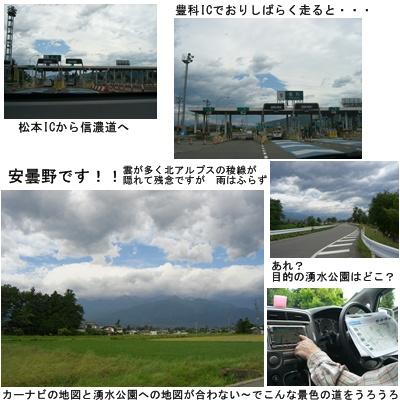 「おひさま」コース(奈良井宿・松本・安曇野)と白馬・栂池 その3_a0084343_14112186.jpg