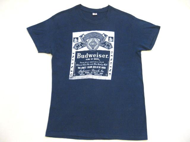 Pabst Blue Ribbon 総柄Tシャツ & Bud総柄T & Bud_b0114845_19155123.jpg