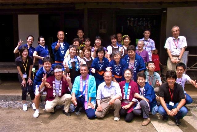 開成町にて環境応援団いっぽ気づきプログラム_c0067646_9115219.jpg