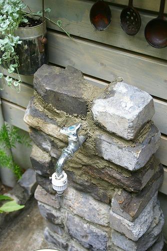 立水栓が出来ました~♪_d0083761_19244126.jpg