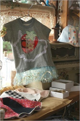 *夏の作品展 Tシャツ&おしゃれ雑貨*終了いたしました。_f0023062_1630246.jpg