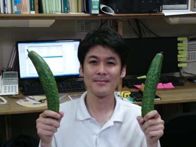 「夏野菜カレー」_b0131012_13585314.jpg