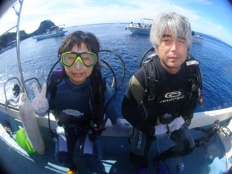 7月4日体験ダイビングDAY_c0070933_212308.jpg