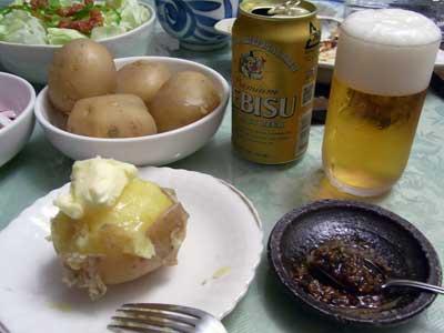 暑くてビールが最高ッス!!_c0063348_10305478.jpg