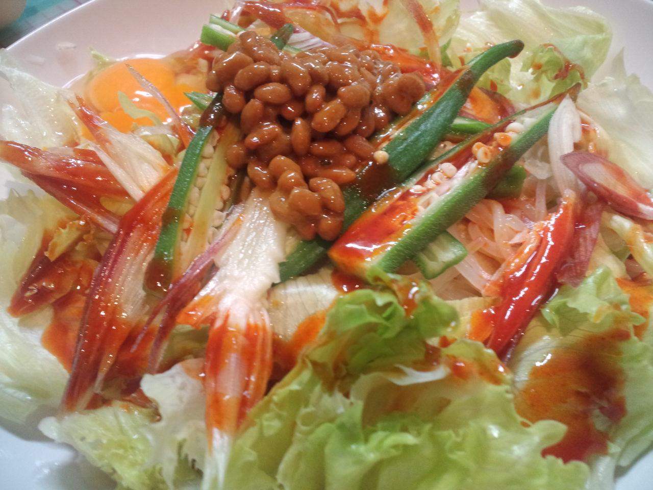 冷麺☆_c0151965_21385680.jpg