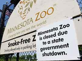『ミネソタ州機関が閉鎖、州議会が予算合意に至らず』/ CNN_b0003330_11491128.jpg