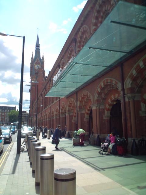 All Saints 》》London ST-PANCRAS 》》LILLE  EUROPE by EUROSTAR_b0032617_21304052.jpg