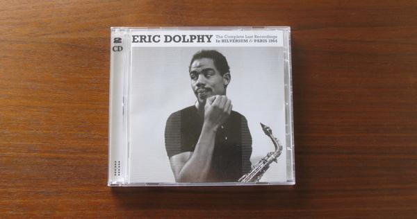 どってことないってばそうですけど(ERIC DOLPHY/The Complete Last Recordings In HELVERSUM & PARIS 1964)_d0027243_10551563.jpg