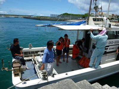 7月 6日 洋上体験!!_b0158746_15395976.jpg