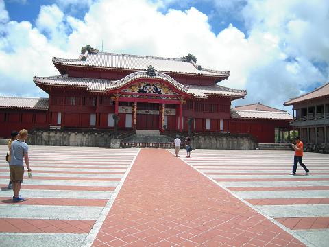 首里城 ~初めての沖縄②_b0050651_9343349.jpg