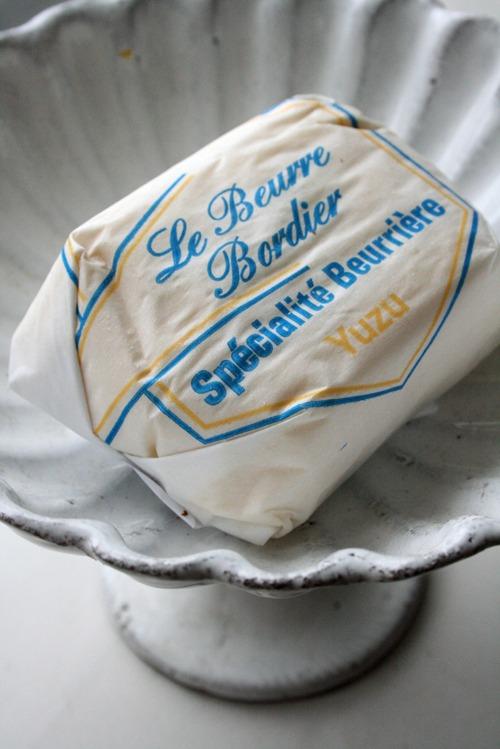 Bordierの柚子バター  _b0064766_6454375.jpg