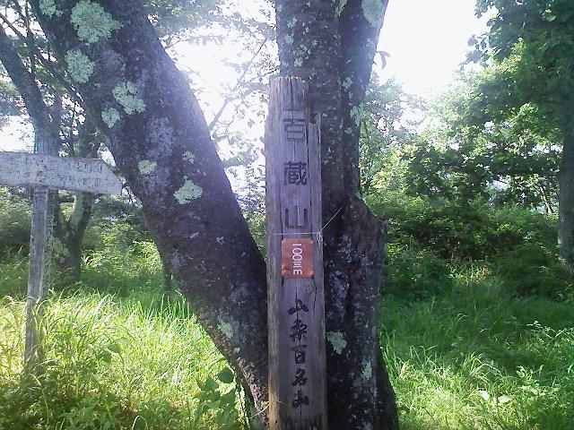 2011/07/05 百蔵山 大同山_d0233770_643543.jpg